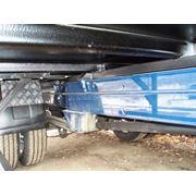 Антикоррозионная обработка фургона фото