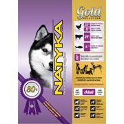 Корм NATYKA GOLD ADULT 144 кг для собак фото