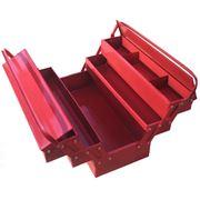 Ящик для инструмента металлический раскладной фото