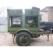 Предоставляем в аренду электростанцию (генератор) ЭСД-10-ВС/400 дизель фото