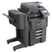 Kyocera Mita TASKalfa 3050ci.Печатаете копируете сканируете ли Вы передовые технологии надежно обеспечат превосходное качество как цветных так и черно-белых документов. фото