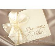 Свадебные приглашения на заказ фото