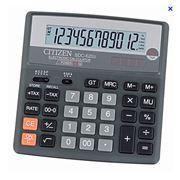 Калькулятор бухгалтерский 16-разрядный фото