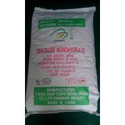 Глюкоза кристаллическая (декстроза моногидрат) пр-во Китай 25 кг фото