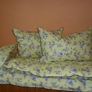 Чистка подушек,одеял,перин с заменой наперника фото