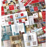 Дизайн буклета, каталога, POSM фото