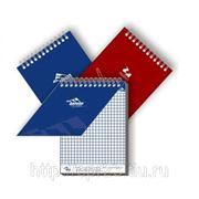 Блокнот А6 внутренний блок с печатью (тираж 50) цветность 1+0 фото