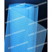 Стеклосетка фасадная синяя (Полоцк) фото
