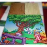 Печать на дереве фото