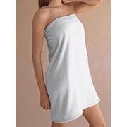Парео для бани женское 75х147 см, Везувий фото