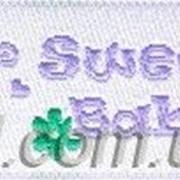 Этикетка для детской одежды мод 049/1021 фото