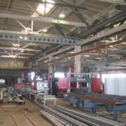 Производство металлоконструкций фото