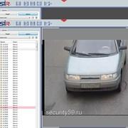 Система автоматического распознавания номеров автомобилей AutoTRASSIR 3 канал до 200 км/ч фото
