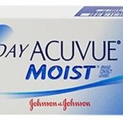 Однодневные контактные линзы 1-Day Acuvue Moist фото
