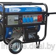 Бензогенератор электростанция TSS SGG 5600 EH3 с колёсами фото