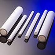 Трубы (втулки) из фторопласта-4 фото