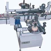 Автомат этикетировочный двухпозиционный для нанесения самоклеющихся этикеток и контрэтикеток СК-010 2П фото