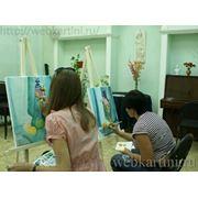 Обучение живописи взрослых и детей фото