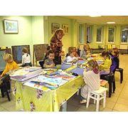 Класс художественного творчества для дошкольников с 3 лет. фото