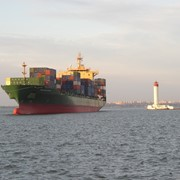 Доставка грузов морская Одесский порт фото