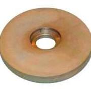 Круг алмазный шлифовальный плоский фото