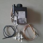 Газовые клапана с терморегулятором фото
