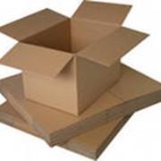 Коробки бумажные, тара бумажная, упаковка фото