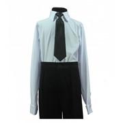 Костюмы танцевальные, Одежда для выступления, Рубашка мужская (комбидрез) Модель 201 фото