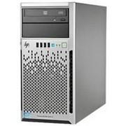 Сервер HP ML310e Gen8 v2 E3-1220v3 3.1GHz/4-core/ 1P 4GB 2x1TB LFF NHP SATA B120i DVD-RW Twr (470065-798) фото