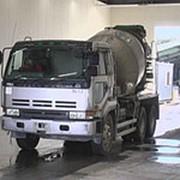 Автобетоносмеситель Nissan Truck кузов CW520HN г 1995 миксер грузоподъемность 9,92 тн пробег 407 т.км фото