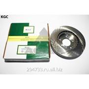 Диск переднего тормоза KGC, кросс_номер 517121F000 фото
