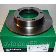 Диск торм. PILENGA - 2108 (уп.2шт.) (5222) фото