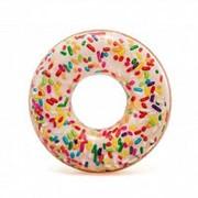 """Круг для плавания """"пончик"""", Возраст 9+, 114см, Intex 56263 фото"""
