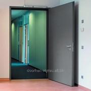 Противопожарная дверь DoorHan одностворчатая 990х2140 мм фото