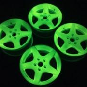 Светящаяся краска Нокстон для тюнинга авто фотография