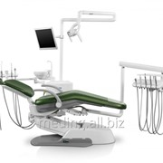 Стоматологическая установка Siger U500 с нижней подачей инструментов фото