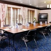 "Аренда конференц-зала : Переговорная комната ""Люкс"" фото"