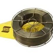 Порошковые проволоки для полуавтоматической сварки нержавеющих и жаростойких сталей OK Tubrod 15.25, Ø 1.2 мм 16 кг фото
