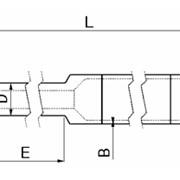 Труба буровая Driconeq Driltech T25KW/D25/40 фото