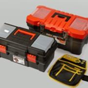 Ящики, кейсы, сумки, карманы для инструмента фото
