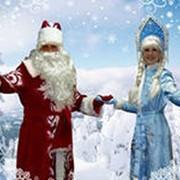 Дед мороз на дом фото