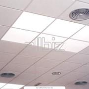 Подвесные потолки из гипсокартона, Армстронг, Грильято. Монтаж. фото