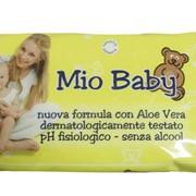 Салфетки влажные MIO BABY 72 фото