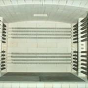 Камерные печи низкотемпературные печи малого объема периодичного действия фото