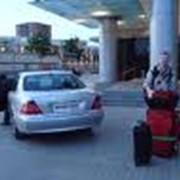 Встреча в аэропорту и доставка в гостиницу фото