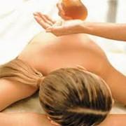 Лечебный массаж. фото