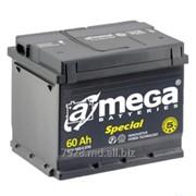 Аккумулятор Amega Special 60Ah фото