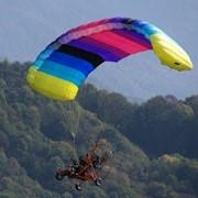 Полеты на дельтаплане фото