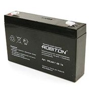 Аккумулятор Robiton 6V7Ah - VRLA6-7.0 фото