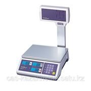 Торговые весы эконом-класса EM-R JR 15CBU фото